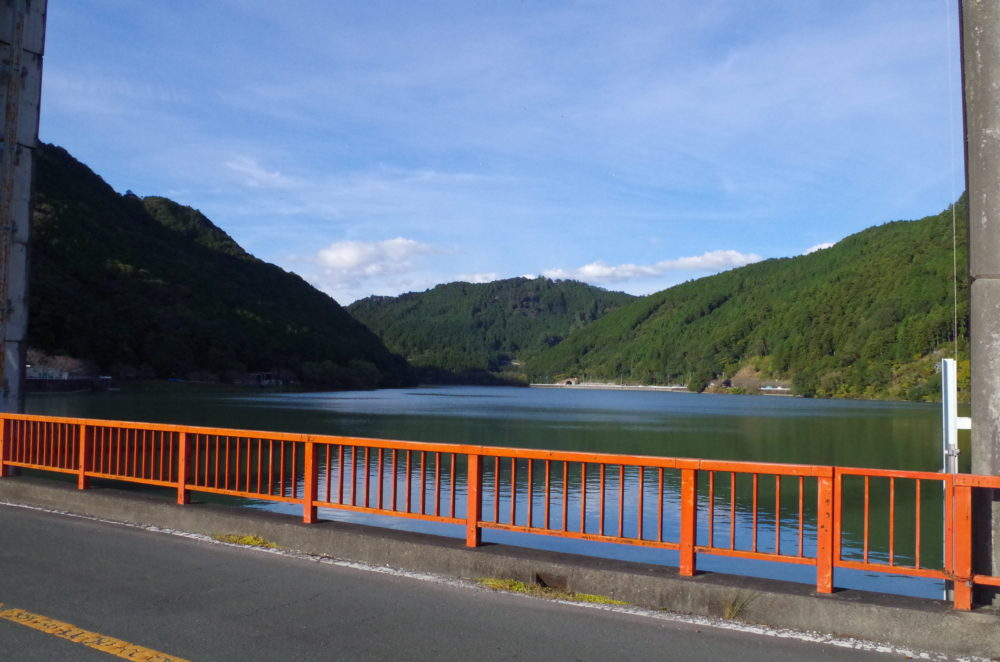 【浜松市天竜区】船明ダムで四季を感じよう!