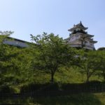 【日本の城巡り第1弾!(^^)!】掛川城へ