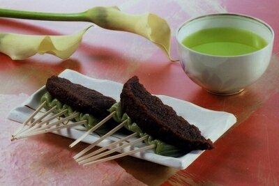 【法多山尊永寺】月に一度の『功徳日』、茶だんごも限定販売されます!