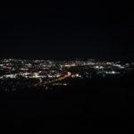 【焼津市】高草山からの夜景~笛吹段公園