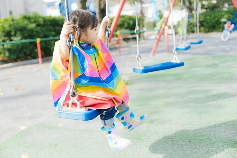 【磐田市豊岡】児童遊園 公園で遊ぼう!