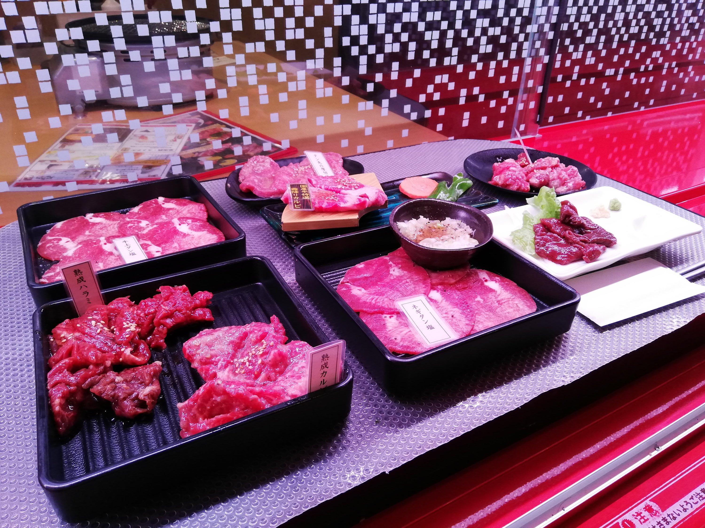 【袋井市】レーン焼肉火の国袋井店で焼き肉食べてきたよ♡