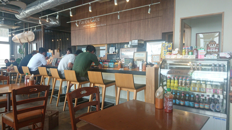 【御前崎市】海が見えるカフェ Pacific Cafe(パシフィックカフェ)