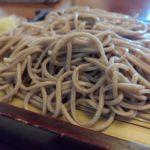 【掛川市】蕎菜 まさ吉 でうちたてのおそばを堪能。